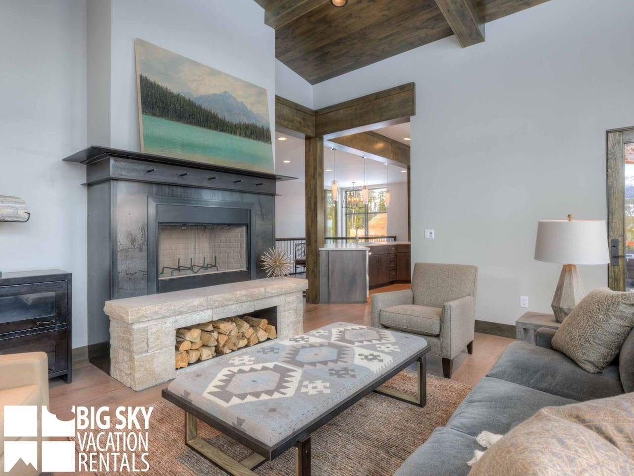 new luxury home premier property with ski access amazing views
