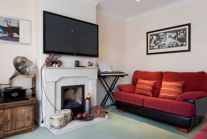 Comfortable Double Room in Blackrock - Dublín - Casa