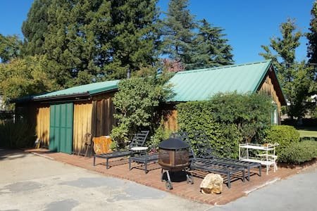 Quaint Historic Guest House : 1 of 2 Bedrooms - Sutter Creek - Pensione