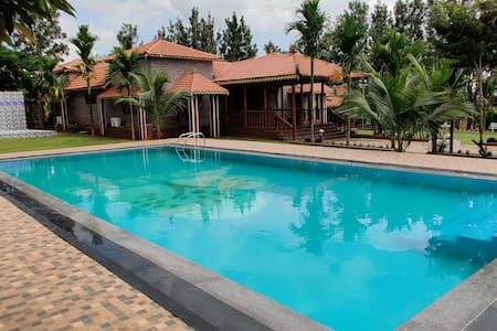 Tapasya Luxury Retreat,A Private Pool Villa