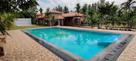 Tapasya Luxury Retreat,A Private Pool Villa