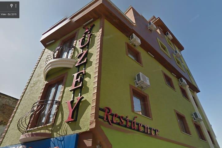 Bursa'daki Lux Eviniz - Osmangazi - 連棟房屋