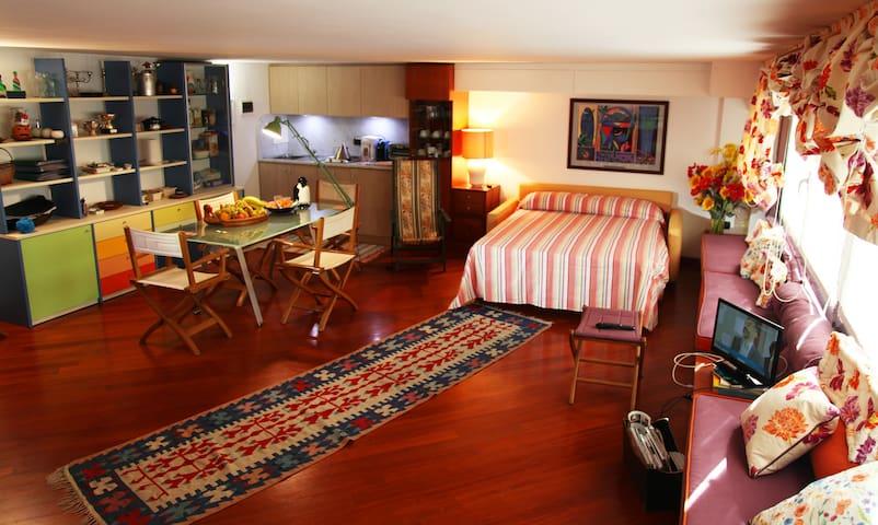 Comfortable studio apartment - Genoa