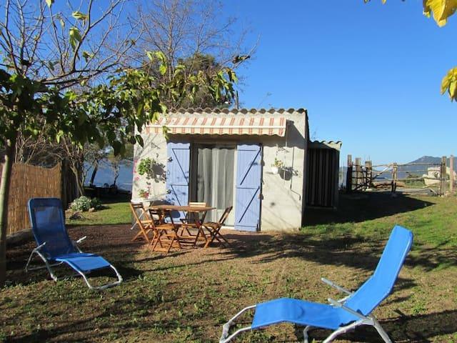 Mini-Villa entre mer et montagne - Granace - Bungalow