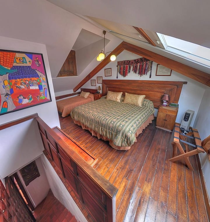 San Marcos Double Room