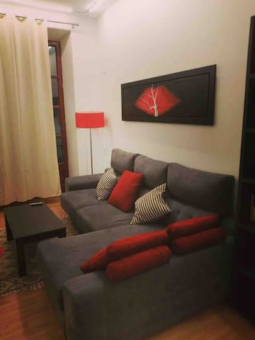 Nice flat near everything in the heart of the city