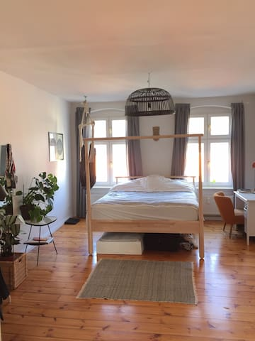 Private room in Central Berlin