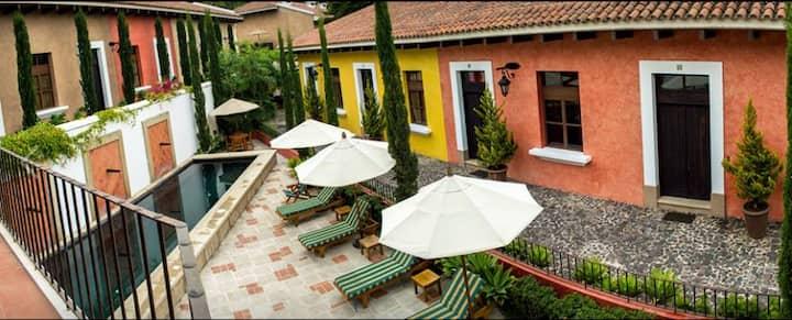 Villa en Antigua Guatemala