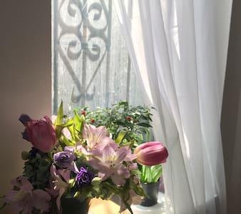 Beautiful Soho bedroom - New York - Appartement
