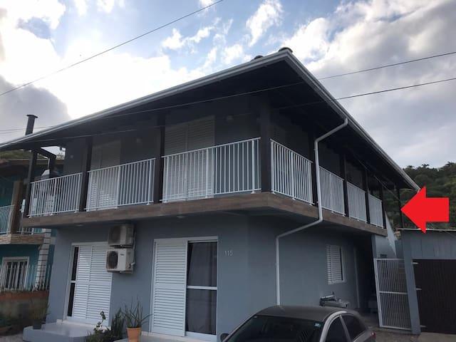 Apartamento2 Lagoinha/Ponta das Canas - Floripa/SC
