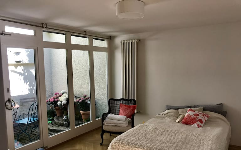 Beautiful room in the city centre