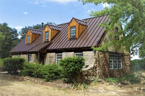 Historic Stoneapple Farm Writers' Cottage