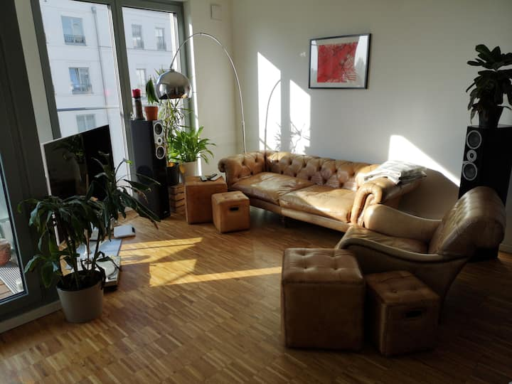 Beautiful new apartment in mitte - kreuzberg