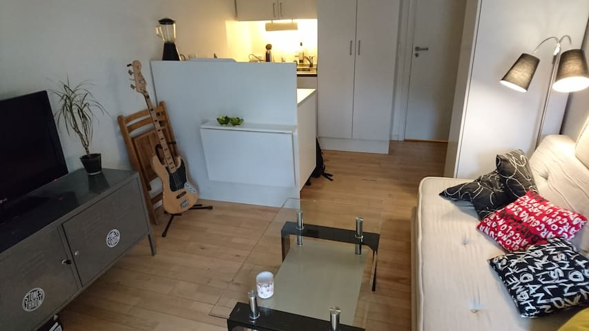 Cozy apartment close to Copenhagen - Hørsholm - Apartment