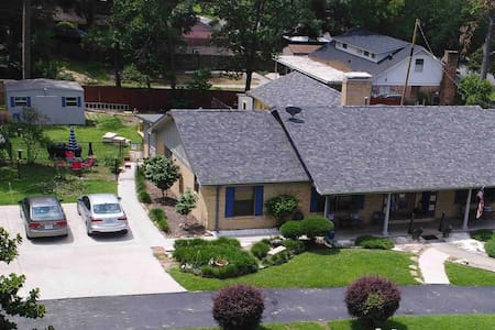 Longview-Home near to Hospitals/LeTourneau(Room A)