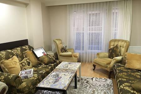Esenyurt - Beylikdüzü Organize Sanayi Bölgesi - Apartmen perkhidmatan