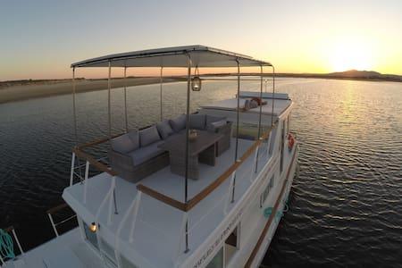 Barco Casa - Ilha da Culatra - Fuseta - Barco