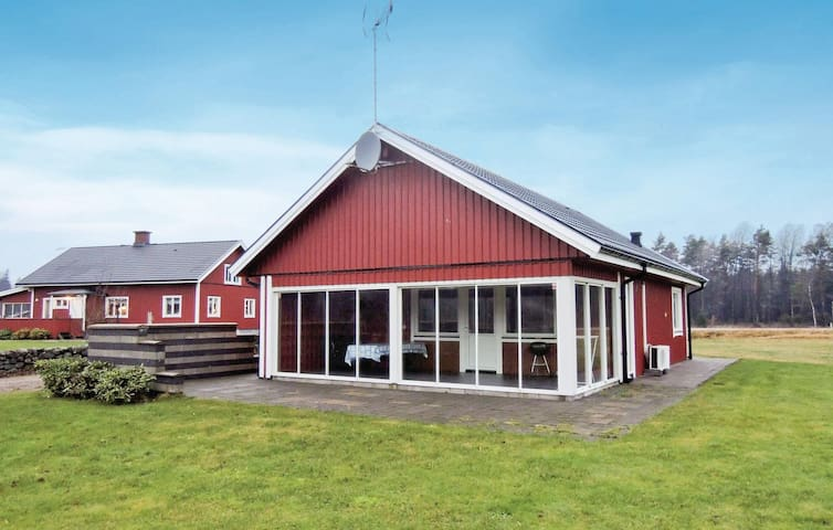 Holiday cottage with 3 bedrooms on 75 m² in Oskarström