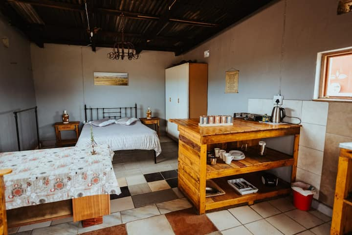 Waterval self-catering unit