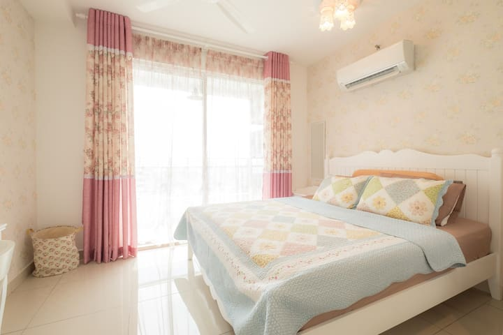 Chic & Relaxed Suite, Downtown - Pulau Pinang - Leilighet
