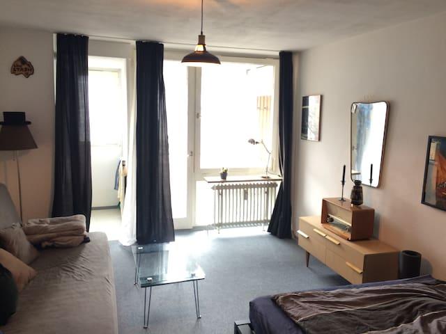 Small cozy apartment near Westpark
