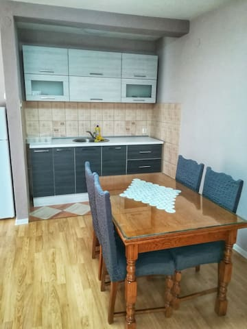 Two bedroom 62 m2 apartment in Mostar city centre