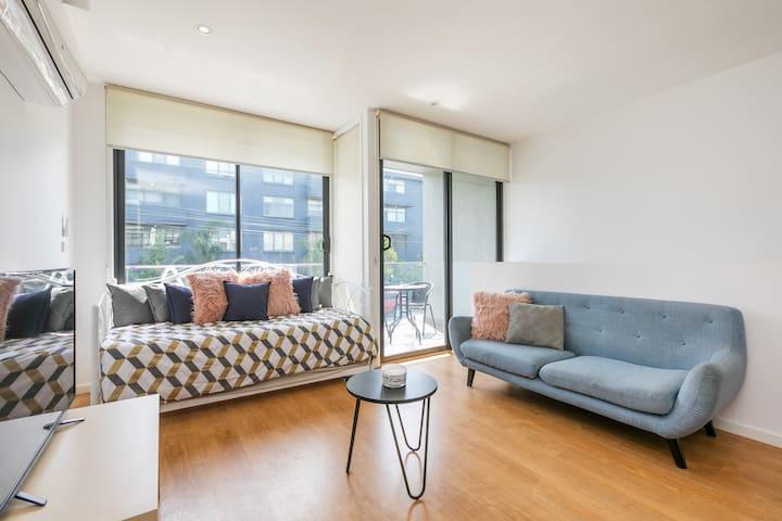 Domi Rentals - Three Bedroom Townhouse - Saint Kilda East - Pis