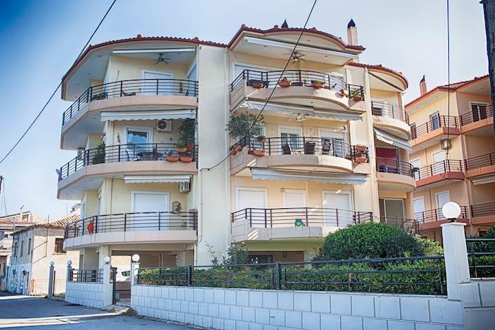 Cozy Apartment in Egira - Egira - Apartment
