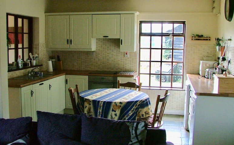 Entire Spacious 3 Bedroom House in Village