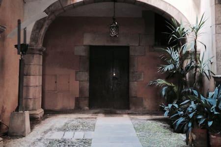 Apart Priçosa in jewish old town Girona - Condominium