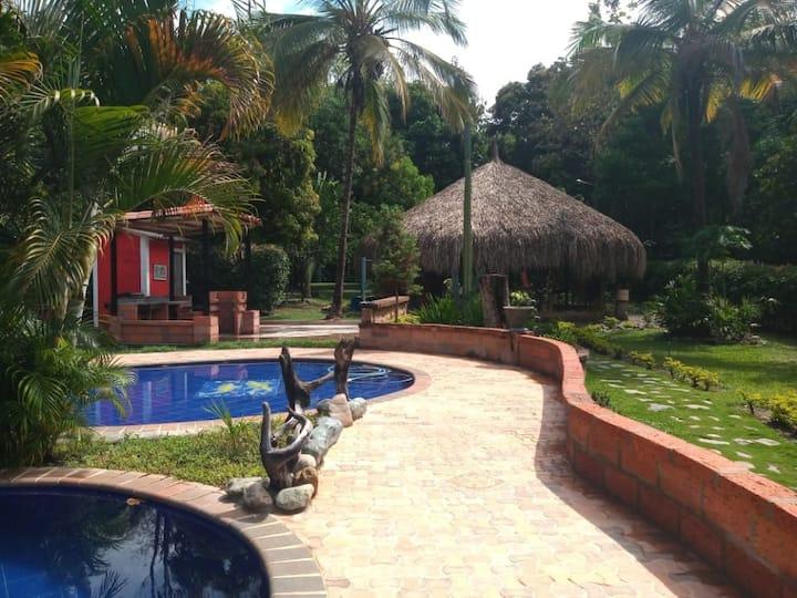 Finca de recreación en Sopetran, Antioquia