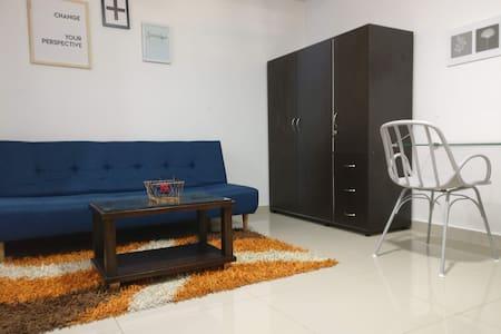 Cómodo y Privado apartamento tipo Loft #6