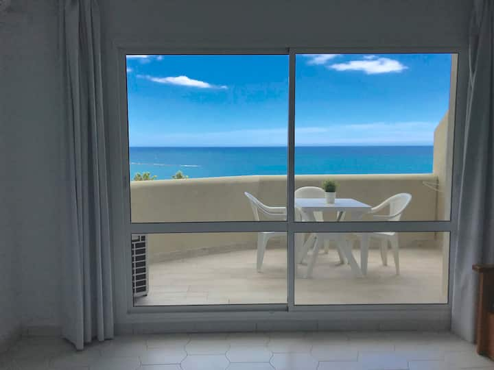 Benal Beach Sea view Apartment
