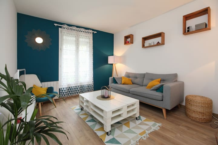 30m² Apartment - Fully renovated - Heart of Paris