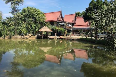 Villa Panalai วิลล่าพนาลัย นครนายก - Tambon Pak Phli