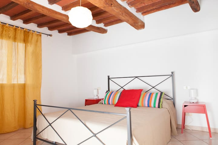 Casa La Piana, sulle mura del borgo medievale - Rapolano Terme - Leilighet