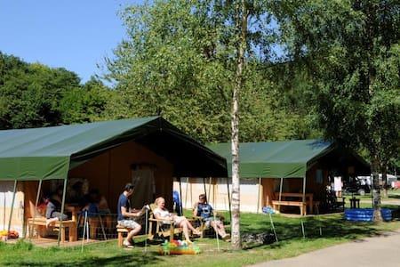 Safarizelt L für Max. 4 Personen - Kautenbach