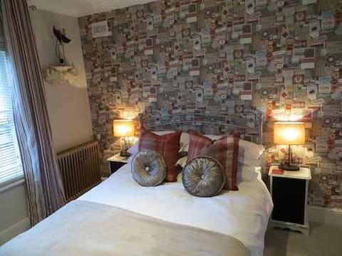 Luxury Room, Full Breakfast, En-Suite, Newport