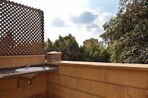 ♥ of Maadi, Cosy Roof Studio