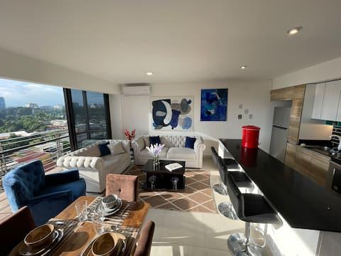 Lujoso y moderno apartamento en zona 14 📍