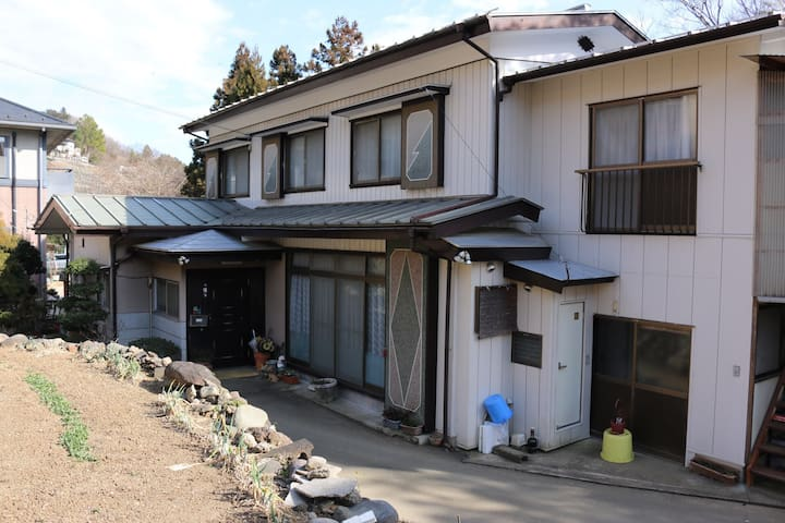 Near the Mt.Takao and 1 hour from the Mt.Fuji. - Uenohara - Casa
