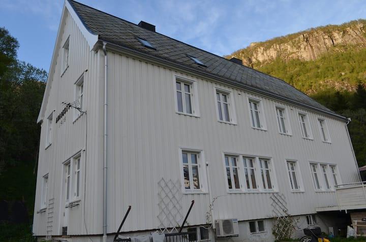 Annekset Glomfjord Rom 1