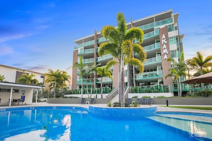 1 Bedroom Pool View Self Catering Apartment