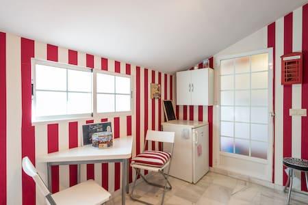 Soleado apartamento muy céntrico - Apartment
