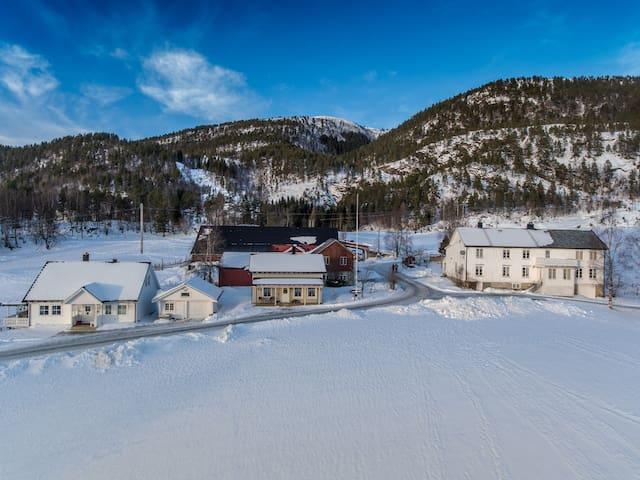 Nice cabin on farm in Bæverfjord, Surnadal