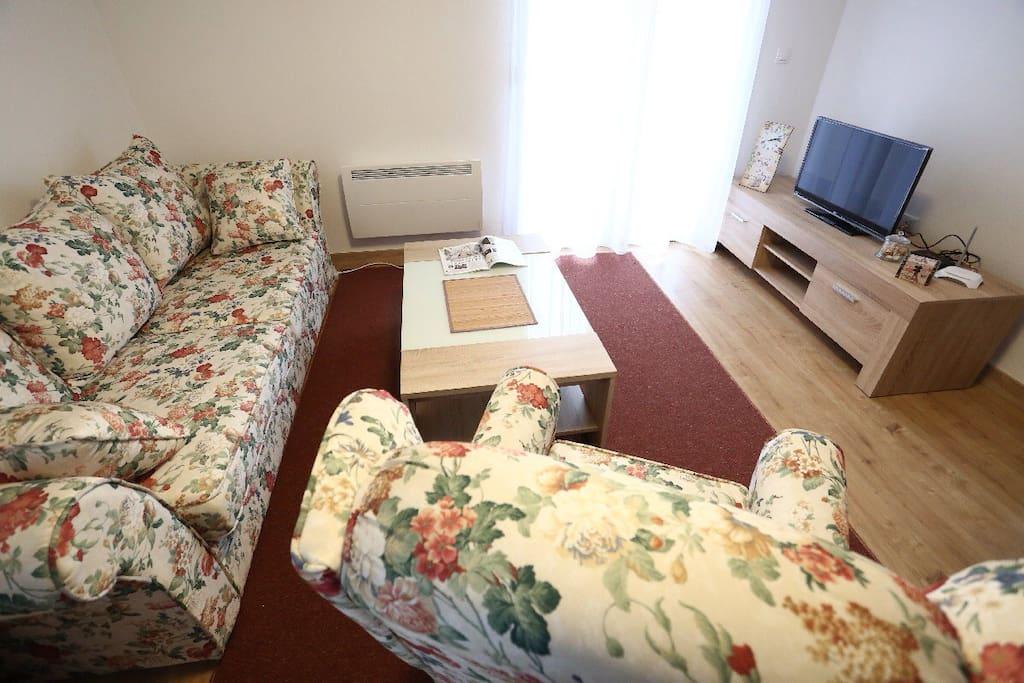 Apartman broj 5
