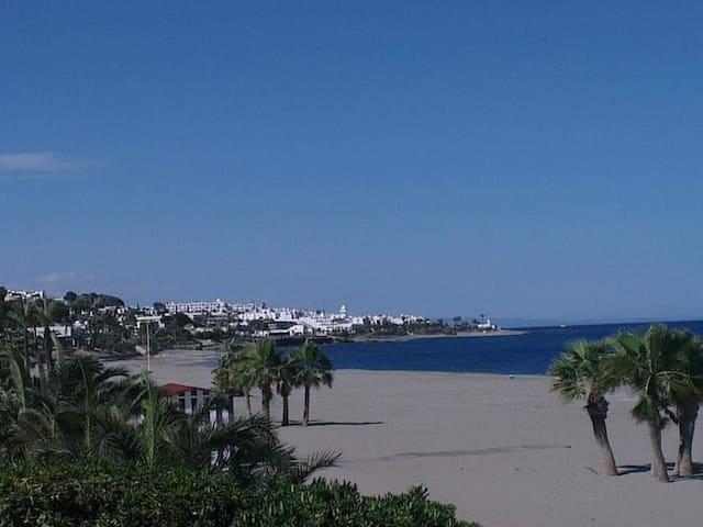 Mojacar Playa, one bedroom apartment