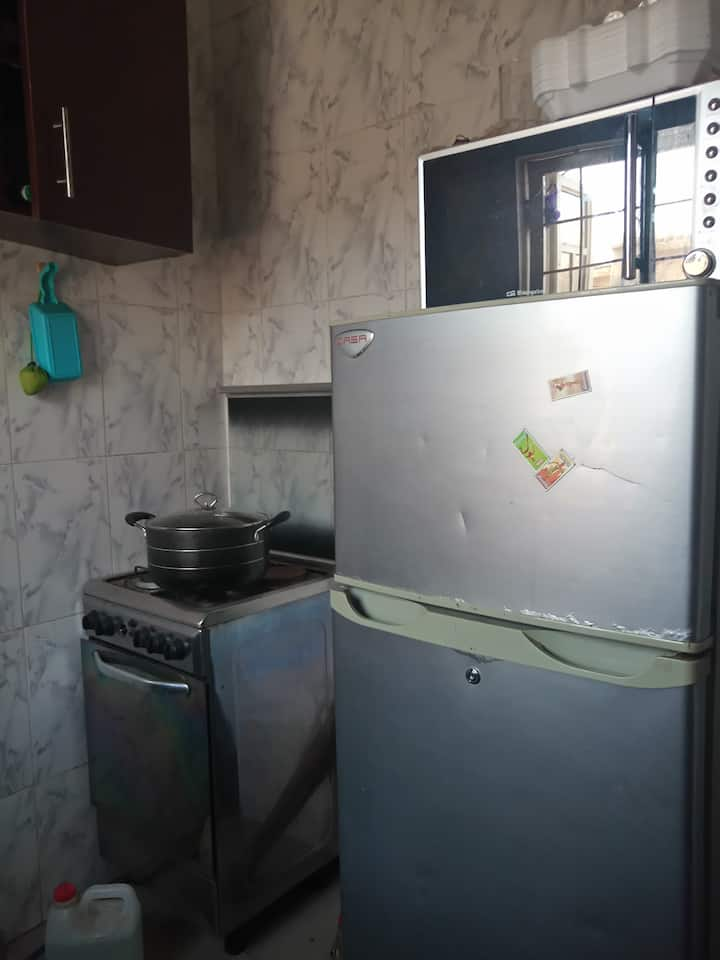 Fully Furnished Self Contained Studio Apartment