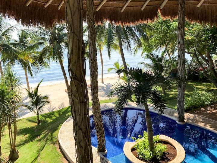 Villa Angela Isla Mujeres (ask for march discount)