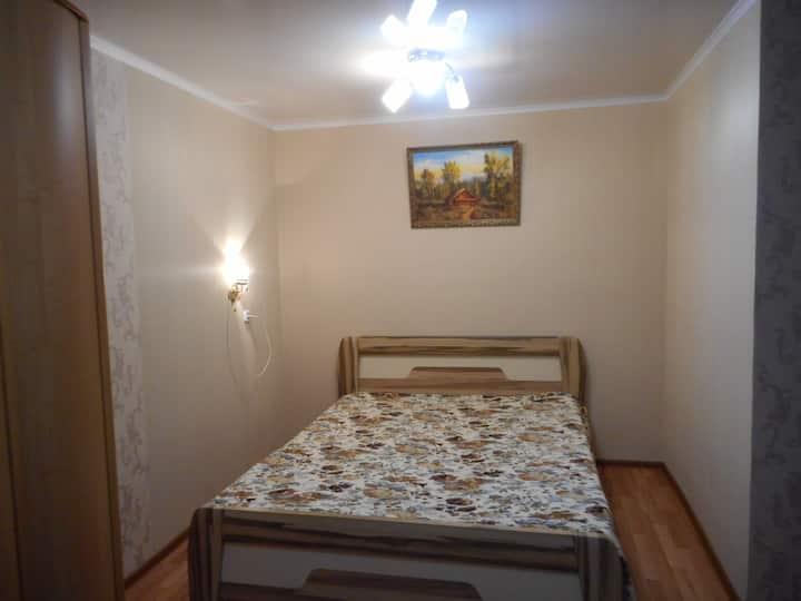 Солнечная квартира в Лабинске